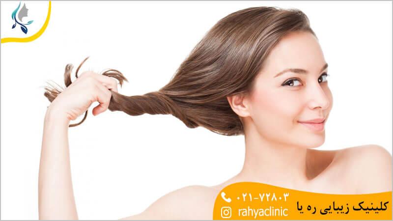 روشهای تقویت مو